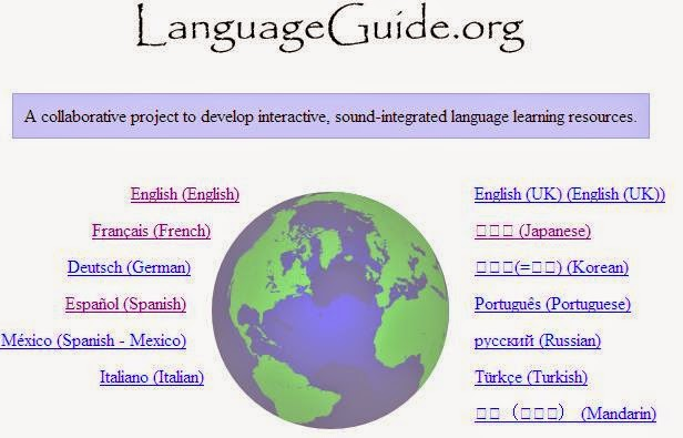 Learn a Language  Share a Language  LanguageGuideorg