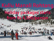 Kullu Manali Rohtang Package