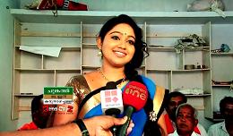 Meghana Speech @Aruvikkara