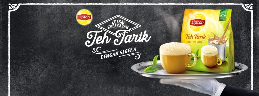 Event Lipton 3 in 1 Milk Tea Product Lauching