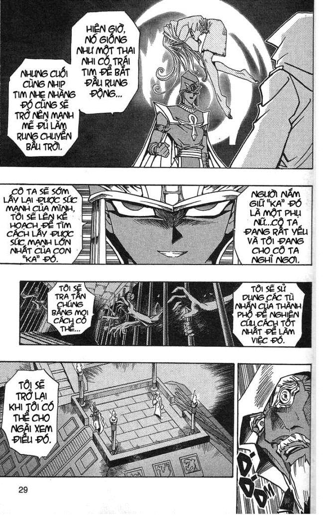 YuGi Oh – Vua Trò Chơi chap 298 Trang 5