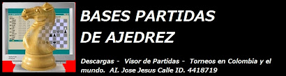 BASES DE PARTIDAS DE AJEDREZ (Dar clic a la imagen)