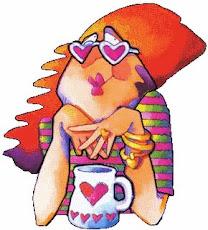 Amo chá da tarde!!!