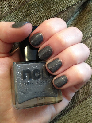 NCLA, NCLA Rock Solid, nail polish, nail varnish, nail lacquer, manicure, mani monday, #manimonday, nails