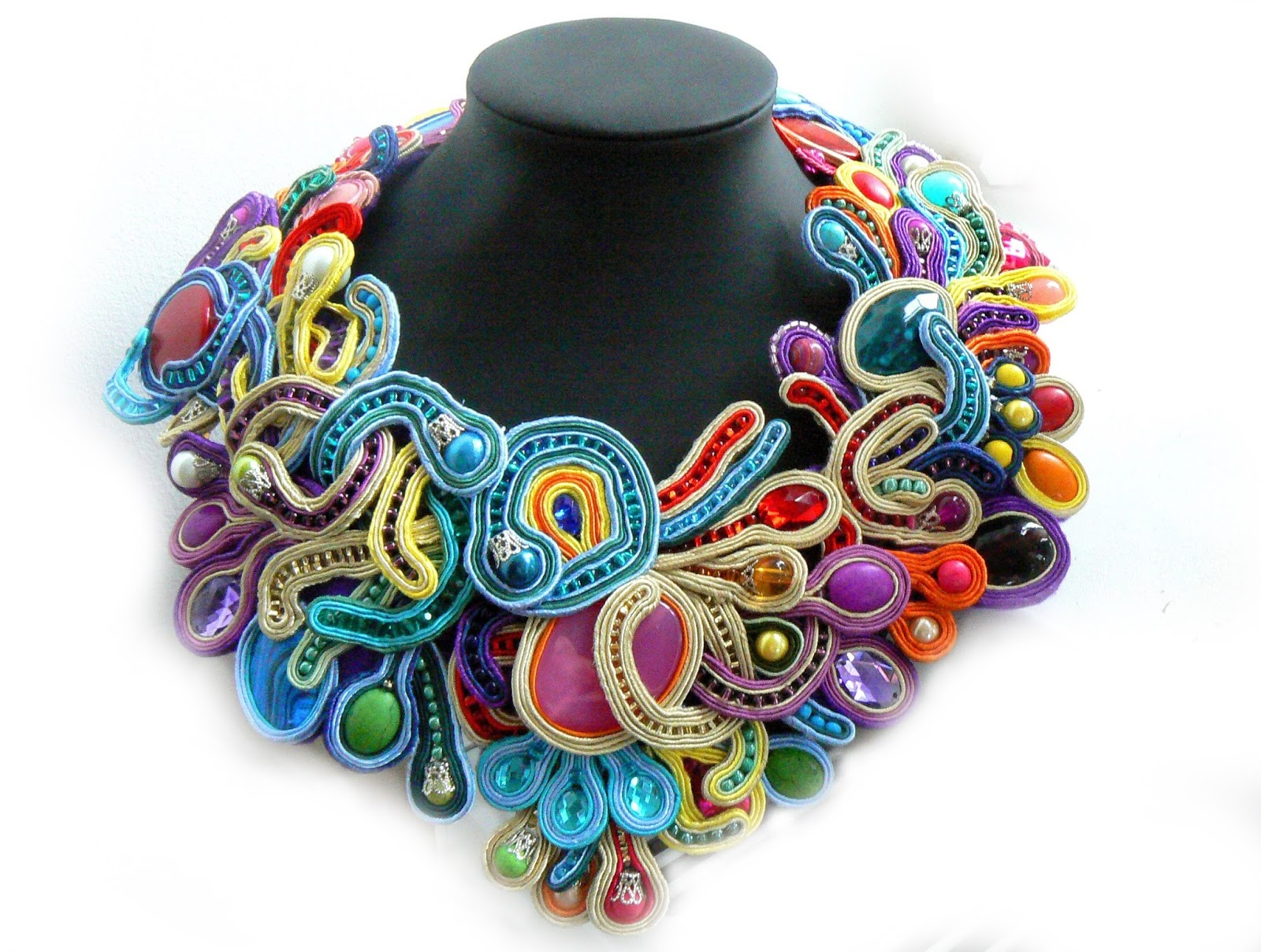 unicas fashions style file what makes soutache jewelry so