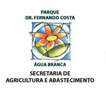 com o apoio da Secretaria de Agricultura e Abastecimento