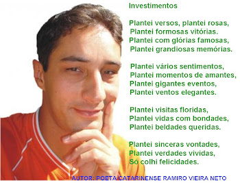 Poera Catarinense Ramiro Vieira Neto