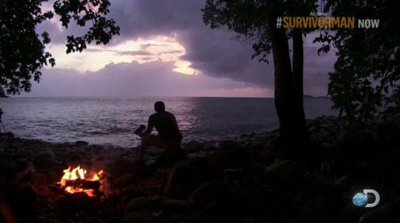 Survivorman - Frigate Island