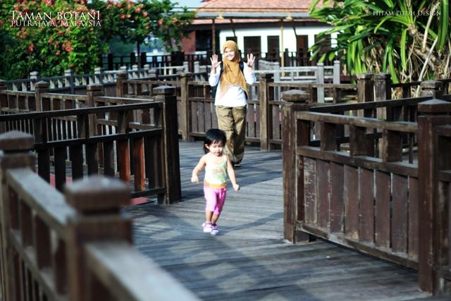 Hitam Putih Design: Taman Botani Putrajaya, Malaysia