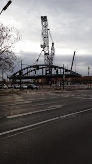 S-Bahn: Bauarbeiten in Moabit Neue S-Bahn-Brücke wiegt 470 Tonnen, aus Der Tagesspiegel