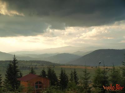 Peisaj dealuri