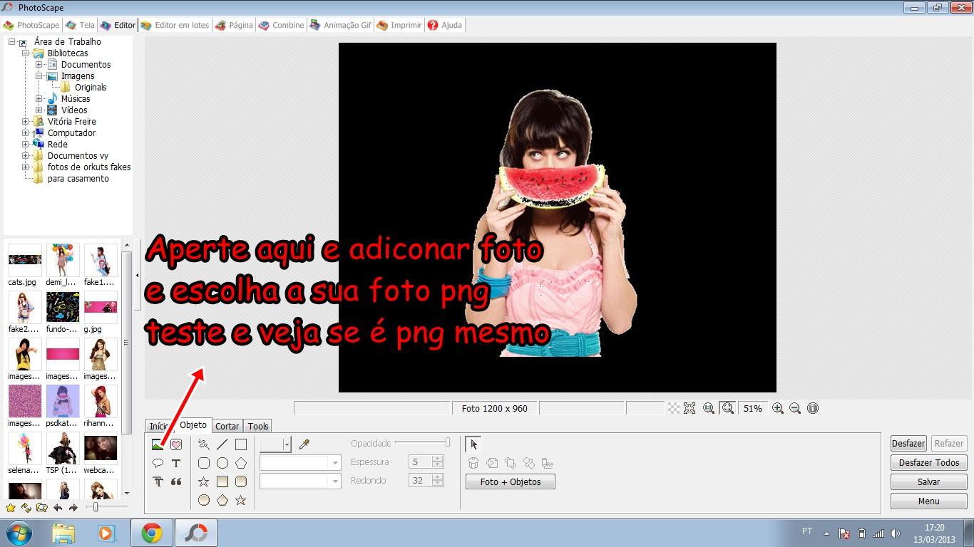 Como fazer montagem de fotos no photoscape 16