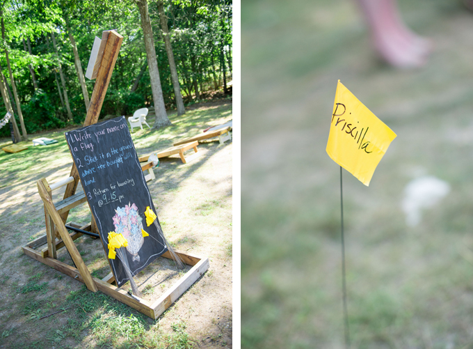 Fun Backyard DIY Summer Wedding