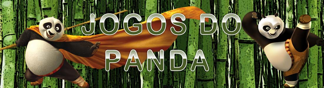 JOGOS DO PANDA