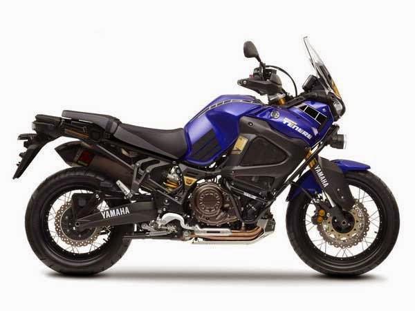 New 2014 Yamaha Super Tenere Worldcrosser