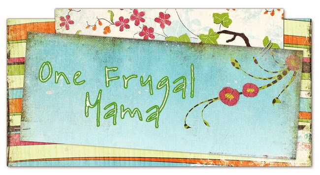 One Frugal Mama
