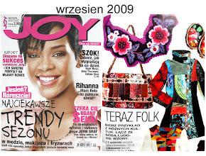 publikacja joy wrzesień 2009