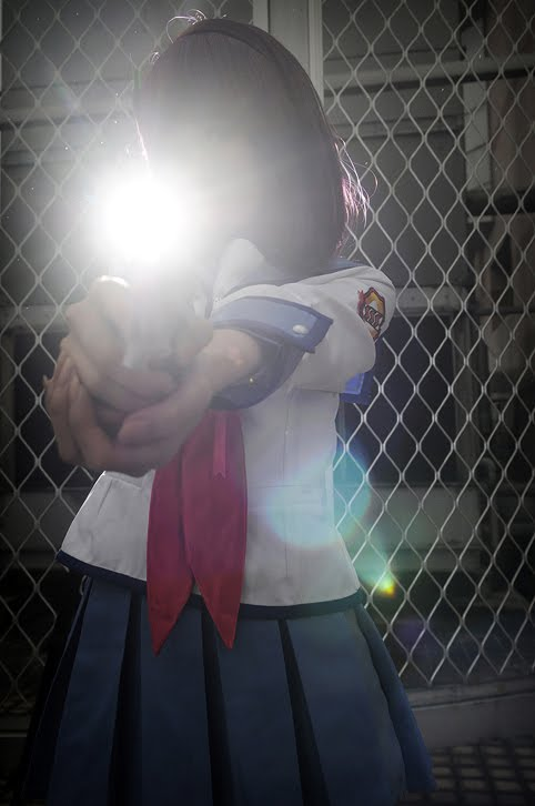 CosRain.Com Mon's COSPLAY - Angel Beats!