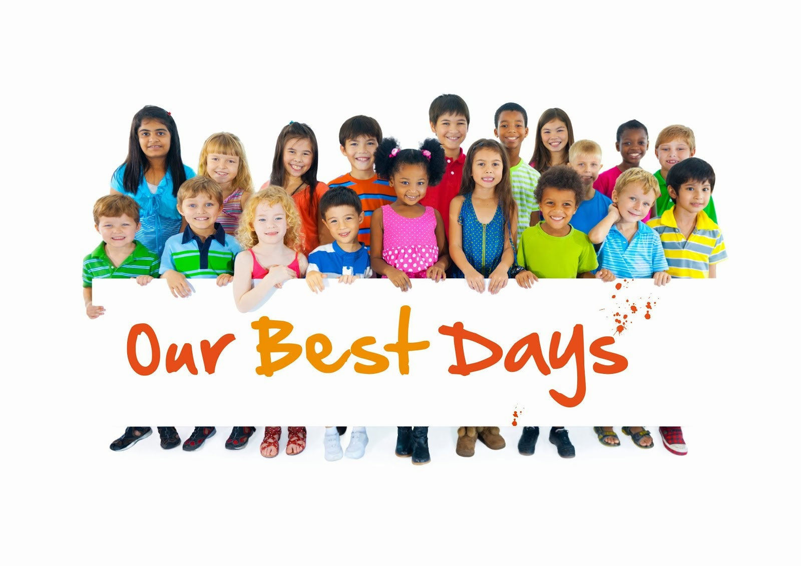 Give a child some of their best days