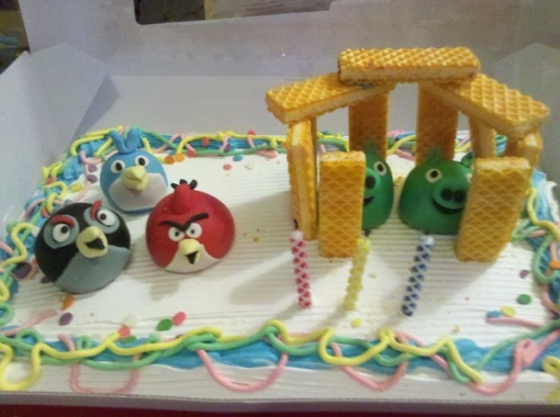 Playstation party decorations party invitations ideas for Angry birds cake decoration kit