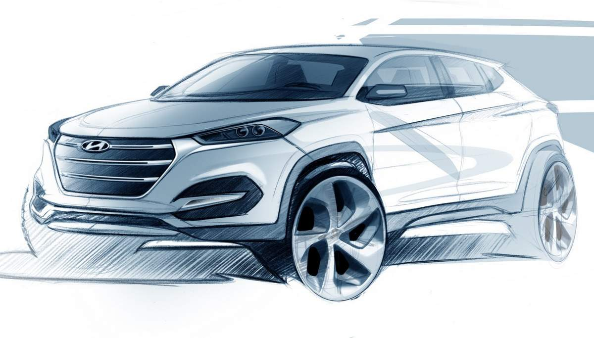 Novo Hyundai Tucson ix35 2016