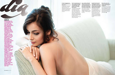 Dia Mirza photo