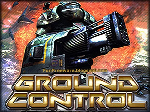 Free Strategy Game - Ground Control Image