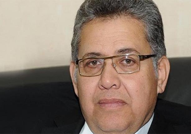 وزير التعليم العالي الجديد أشرف الشيحى