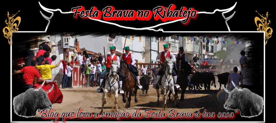 """Festa Brava no Ribatejo - """"Blog que leva a emoção da Festa Brava à tua casa"""""""