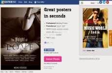 Posterini: crear fotomontajes con portadas personalizadas de revistas