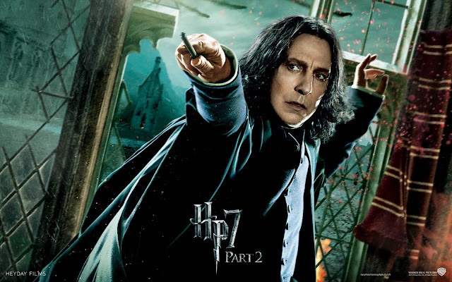 Harry Potter And The Deathly Hallows Part 2 Wallpaper 11