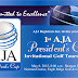 The 1st AJA President's Cup Invitational Golf Tournament : May 6, 2015