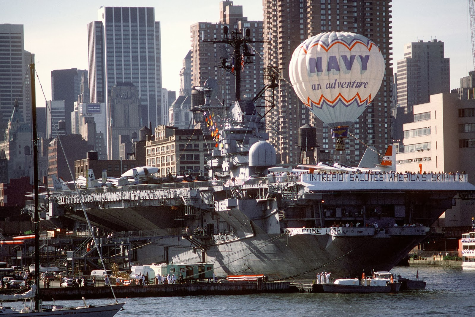 aa  aircraft carriers anonymous   9 uss intrepid  cv