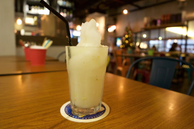 Babette Singapore - Honey Yuzu Ice Blended