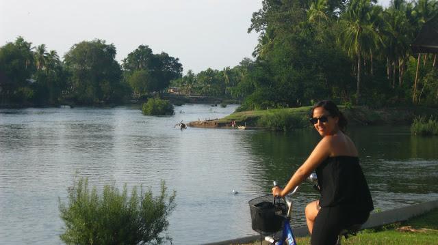 Un rincón de Don Khone, 4.000 islas (Si Pha Don, Laos)