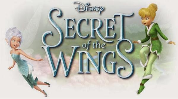 Disney Tinker Bell Secret of the Wings
