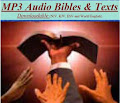 Free MP3 Bible downloads