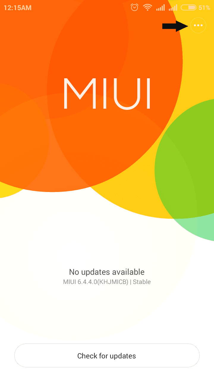 redmi 2 updater software