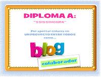 diploma de colaborador