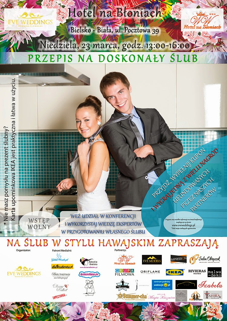 wychodzezamaz.pl patronatem V konferencji ślubnej
