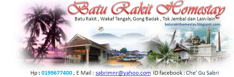 Batu Rakit Homestay