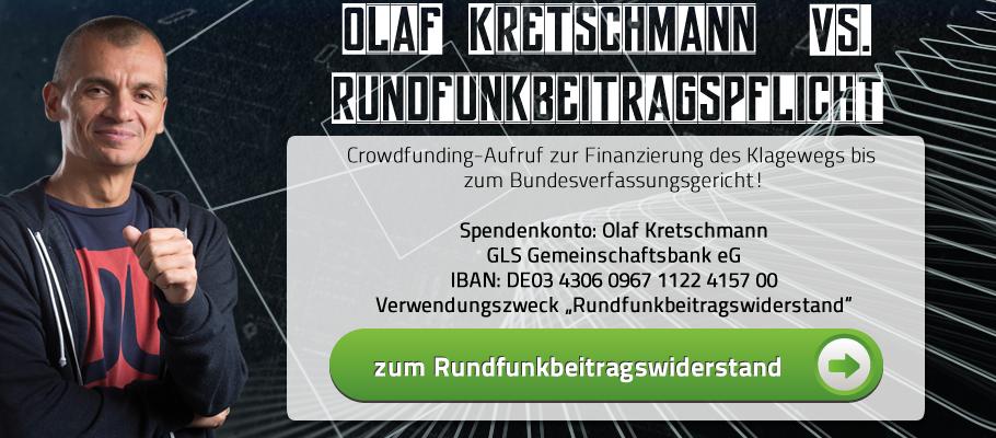 Crowdfunding-Aufruf bei Startnext