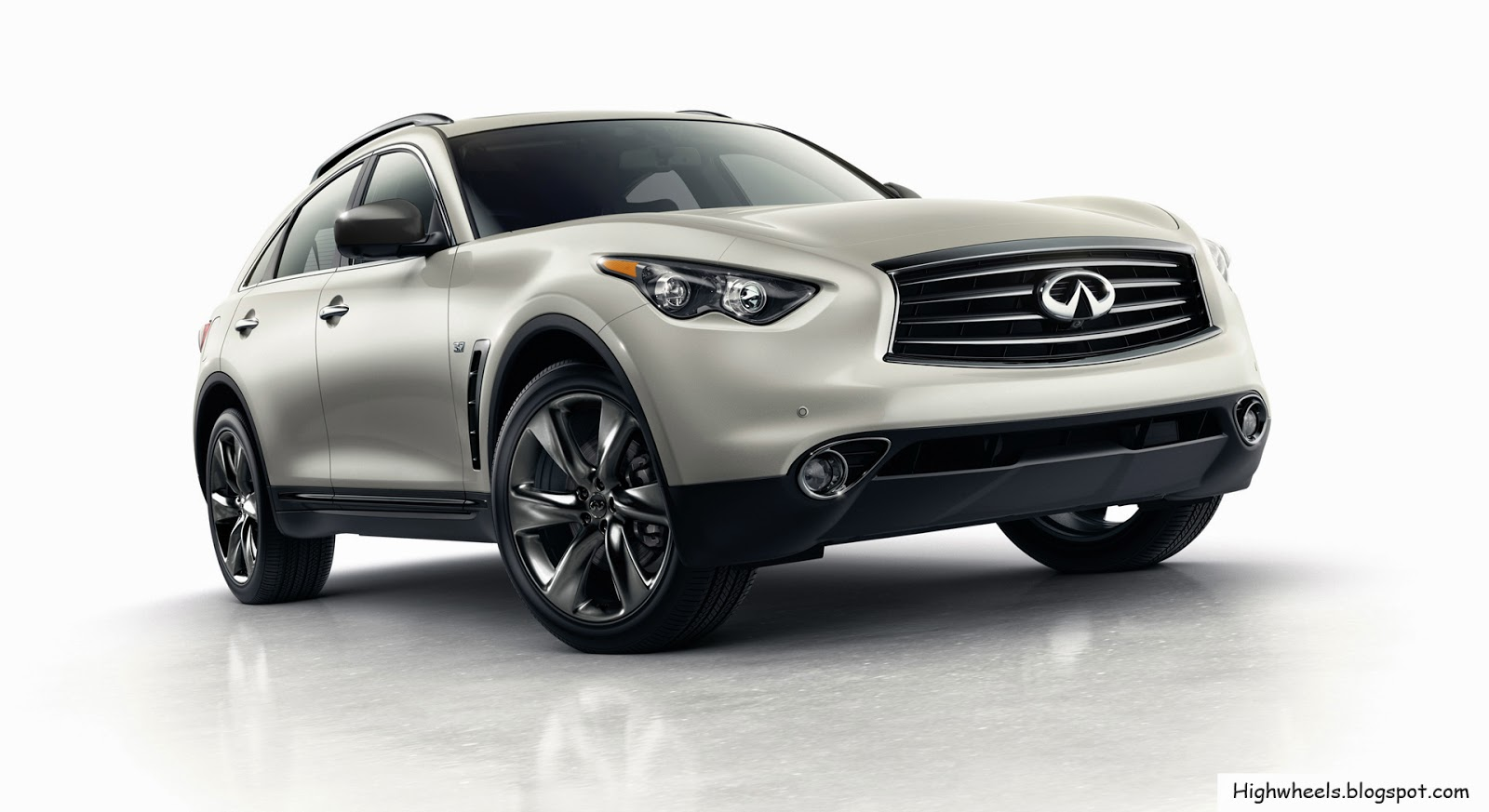 2015 infiniti qx70 high wheels. Black Bedroom Furniture Sets. Home Design Ideas