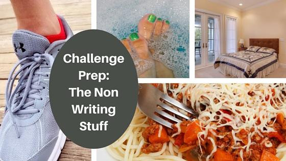 November Challenge Prep: The Non Writing Stuff #NaNoPrep #NaNoWriMo #PiBoIdMo #WNFIN
