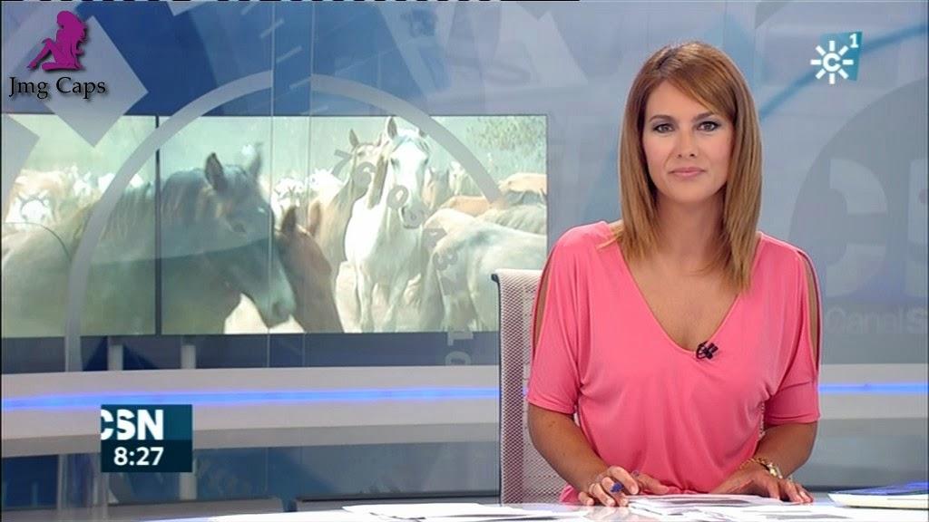 VICTORIA ROMERO, BUENOS DIAS (08.09.14)