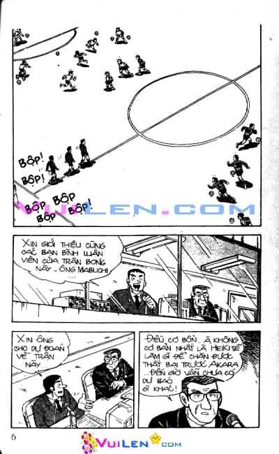 Jindodinho - Đường Dẫn Đến Khung Thành III  Tập 9 page 6 Congtruyen24h