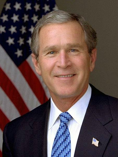 George Bush Mengisytiharkan Operasi Ketenteraan Ke Atas Iraq Tamat Serta-Merta