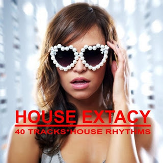 House Extacy - 40 Tracks - House Rhythms