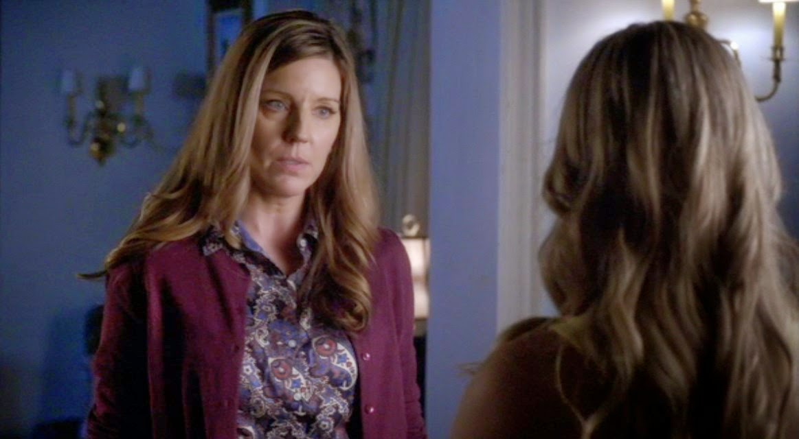 PLL 4x24 Mrs. D. talks to Alison