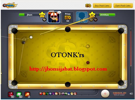 OTONK'rs: Cheat 8 Ball Pool Line Hack Update September 2013